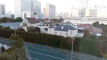 ホテル(昼間)