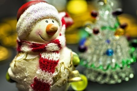 クリスマスのサンタさん