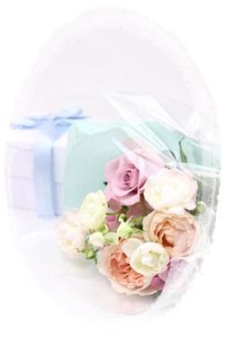 彼女にあげるプレゼントの花束