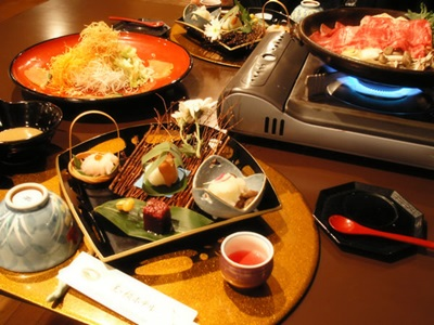 和食は文化遺産