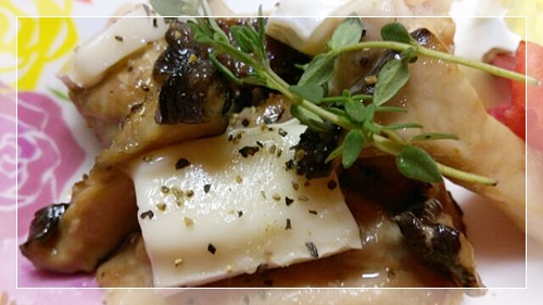 MEC食チーズ料理に便利なカマンベールチキン