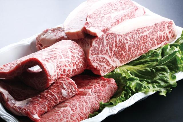 牛肉盛り合わせ