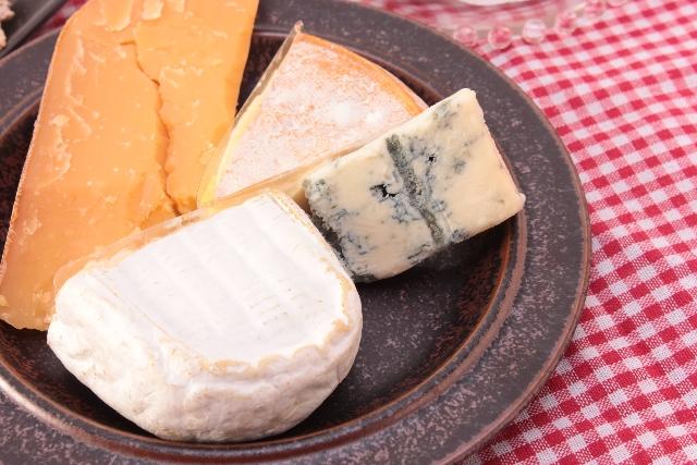 糖質制限で食べていいチーズ