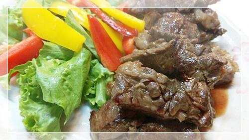 脂肪燃焼スープ牛肉の日に使える便利レシピステーキ