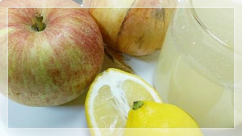 酵素ジュース材料