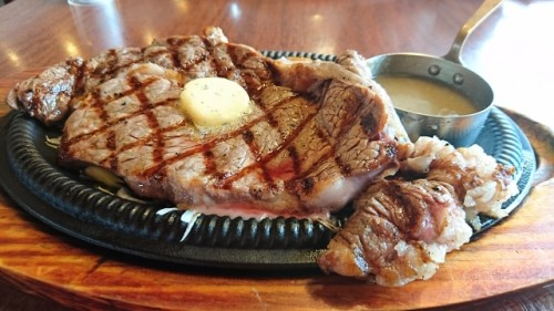 いきなりステーキの美味しい牛肉