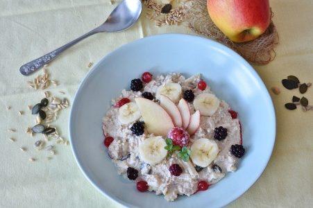 朝食にうれしいシリアル